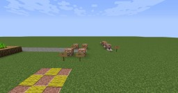 Learn working with command blocks MAP Minecraft Project