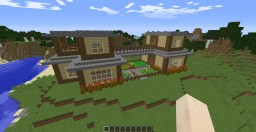 Quick Survival House Minecraft