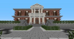 Easy City Hall Minecraft Project