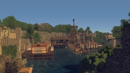 Pirate Island Minecraft