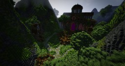 Nature's Kingdom : Universal Spawn Minecraft Map & Project
