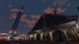 Faisal Khan Mosque -the Fifth Largest Mosque in the World- Minecraft Map & Project