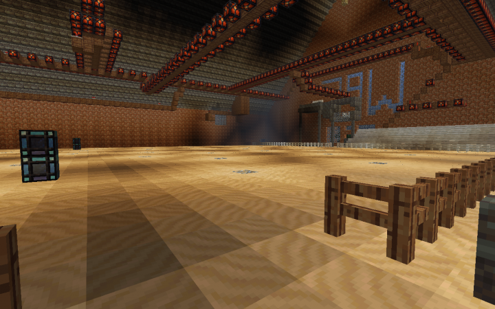 West Pine Farm Minecraft Project