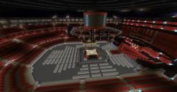 WWE Raw 2016 Minecraft Map & Project