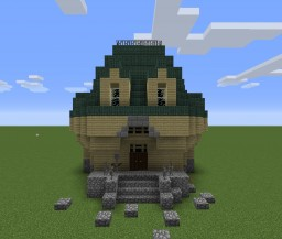 Aunt Josephine's House #1 Minecraft Project