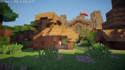 Forgotten Kingdom Minecraft Map & Project