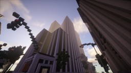 IAS Airways Tower Minecraft Map & Project