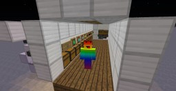 Redstone Sorting System Minecraft Project