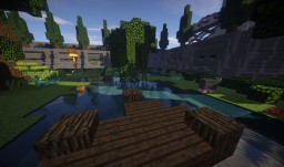 parc de silence Minecraft Map & Project