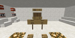 Mini Game Central Minecraft Map & Project