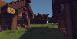 Schematic - Rustic Houses Pack {5 Houses} Minecraft Project