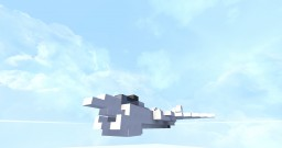 Boeing X-32 Minecraft Project