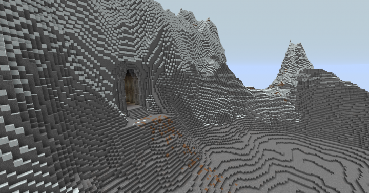 Mines Of Moria Minecraft Project