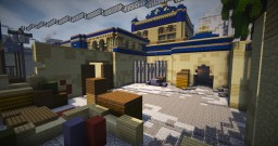 de_Dust II Minecraft Project
