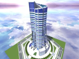 Quartz Tower #8 Minecraft