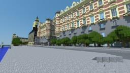Victoria embankment Minecraft Project