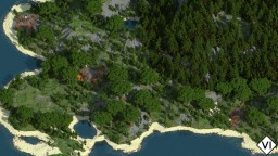 [VI] Ineffable Islands - Custom Terrain (Mountains, Island, Elven, Pine, Ocean) Minecraft Project