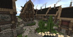 Warlaund City of Medieval Minecraft