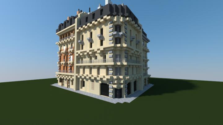 fourth building