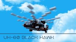 UH-60 Black Hawk Minecraft Map & Project