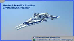 Zyraitix H72-Mercenary Minecraft