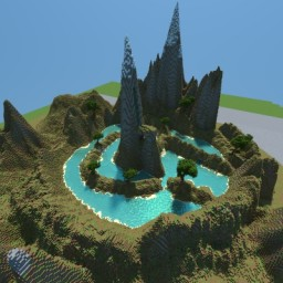 Sequoia Valley 2.0 Minecraft Map & Project