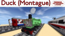 Duck (Montague) TTTE Minecraft