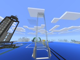 Fortress Commerce Center Minecraft Map & Project