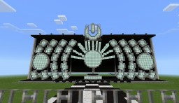 Ultra Music Festival 2014 (Minecraft PE)