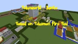 PokeWorld - Kanto Region Minecraft Map & Project