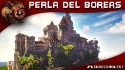 Perla del Bóreas - Pearl of the Southern Wind Minecraft Map & Project