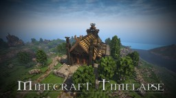 Edoras Inspiration - LOTR (Timelapse) Minecraft Map & Project