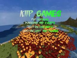 Kiip games Minecraft Server