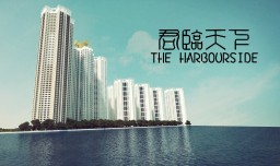 The Harbourside : Luxurious Oceanfront Residences Minecraft Map & Project