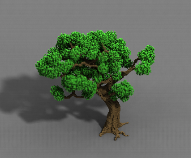 Oak 8-1