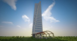 The Shard ~ [Modern Skyscraper] Minecraft Map & Project