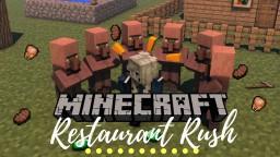 Let's Play | Restaurant Rush Minecraft Blog Post