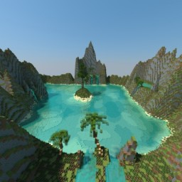 Sequoia Valley 3.0 Minecraft Map & Project