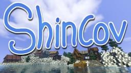 [SURVIVAL] Shincov, a winter island town. Minecraft Map & Project