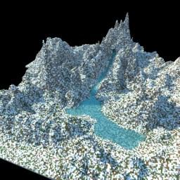 SnowParadise Minecraft Map & Project