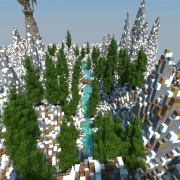SnowParadise - Download! Minecraft Map & Project
