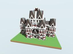 Contemporary Mansion Minecraft