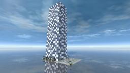 West Avenue Central • Skyscraper Minecraft