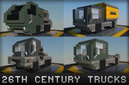 26th Century Truck Pack
