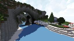 TERRAFORMING modern House Minecraft Project
