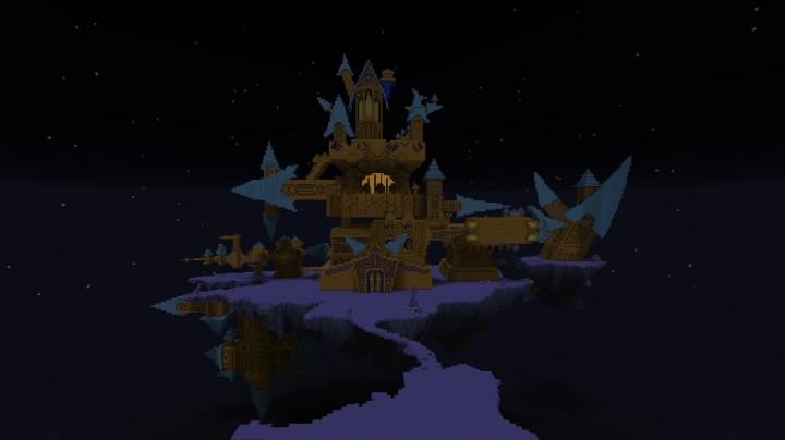 Castle Oblivion Entrance