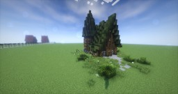 Fantasy house ! Minecraft Map & Project