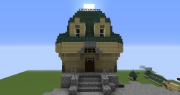 Aunt Josephine's House #3 Minecraft Map & Project