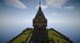 Medieval House Minecraft Map & Project