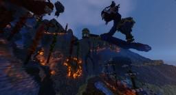 Hermosa - A Solo Megabuild Minecraft Map & Project